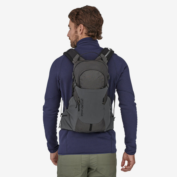 Patagonia Nine Trails Pack 14L on model back view