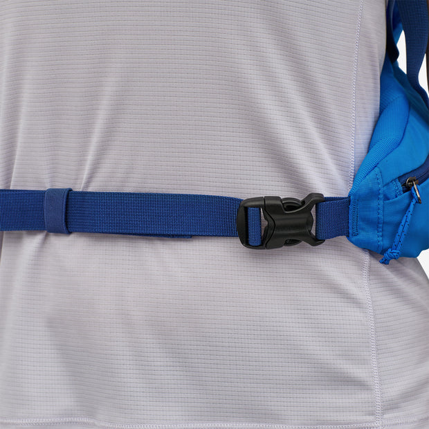 Patagonia Nine Trails Pack 14L waist strap detail