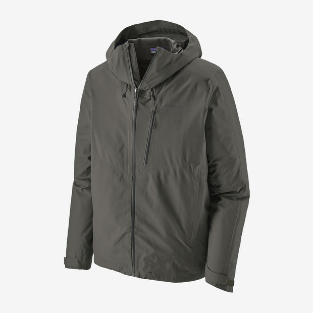 Patagonia Men's Calcite Jacket Forge Gray
