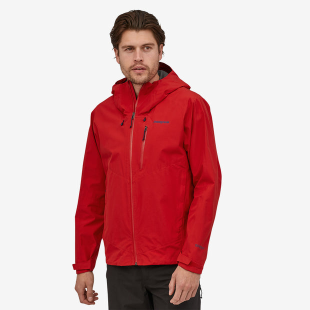 Patagonia Men's Calcite Jacket on model