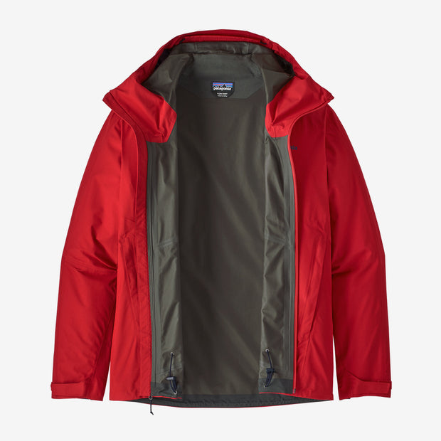 Patagonia Men's Calcite Jacket unzipped