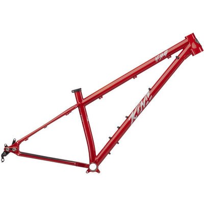 2021 Kona Honzo ESD Frame, Red, Full View