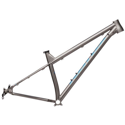 Kona Honzo ST gray frame full view