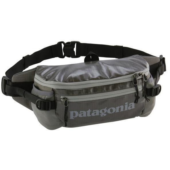 Patagonia Black Hole Waist Pack 5L Hex Gray