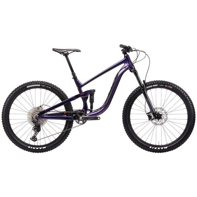 Kona Process 134 27.5 Purple/Blue full view