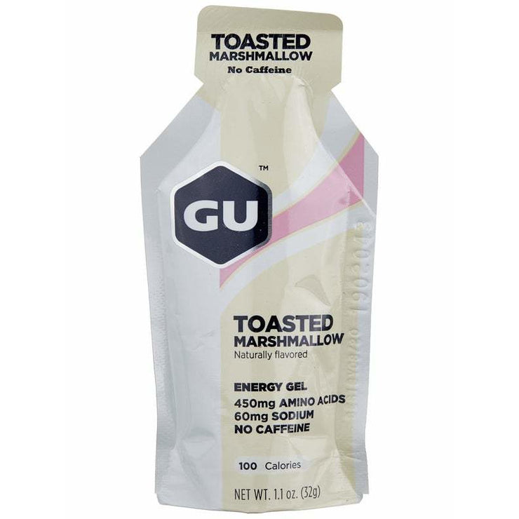 GU Energy Gel Toasted Marshmallow full view