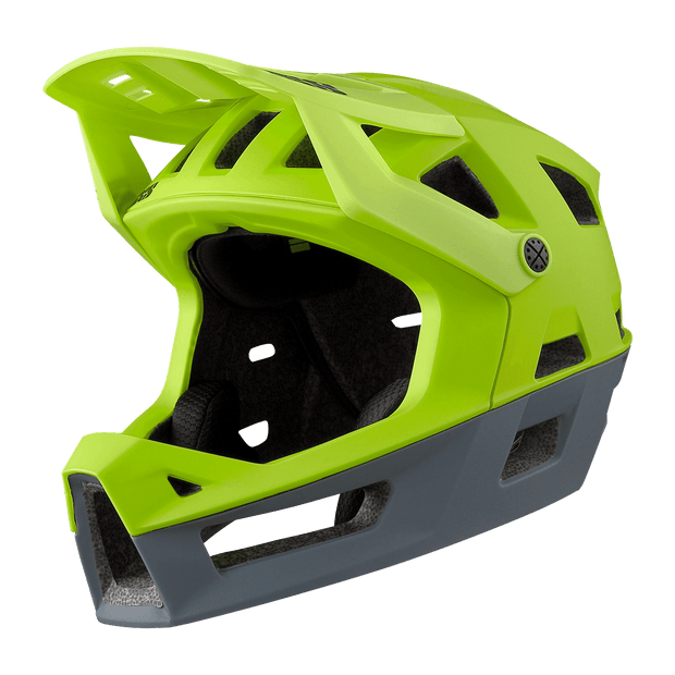 IXS Trigger Full Face Helmet Lime