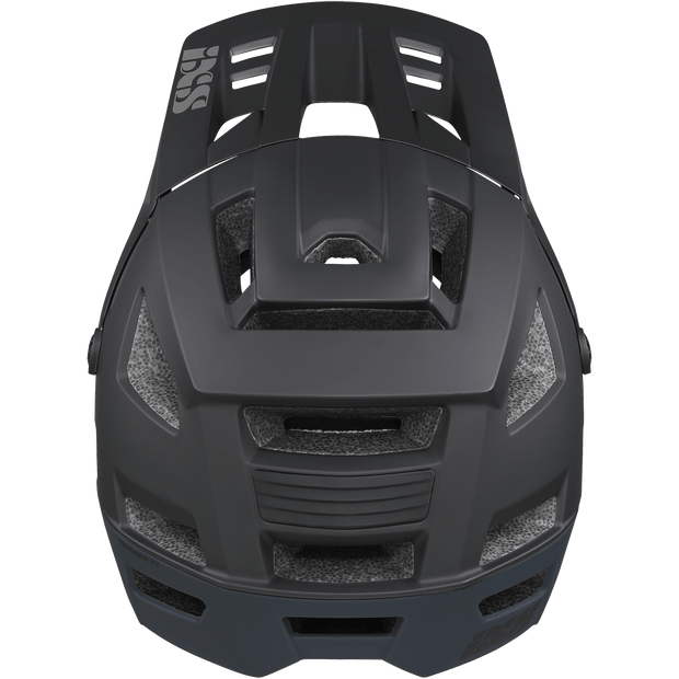IXS Trigger Full Face Helmet Back View