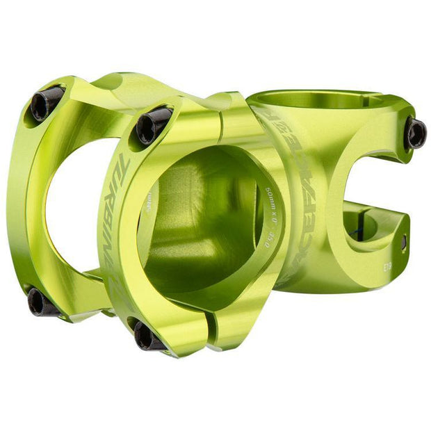 RaceFace Turbine R 35 Stem, Green, Full View