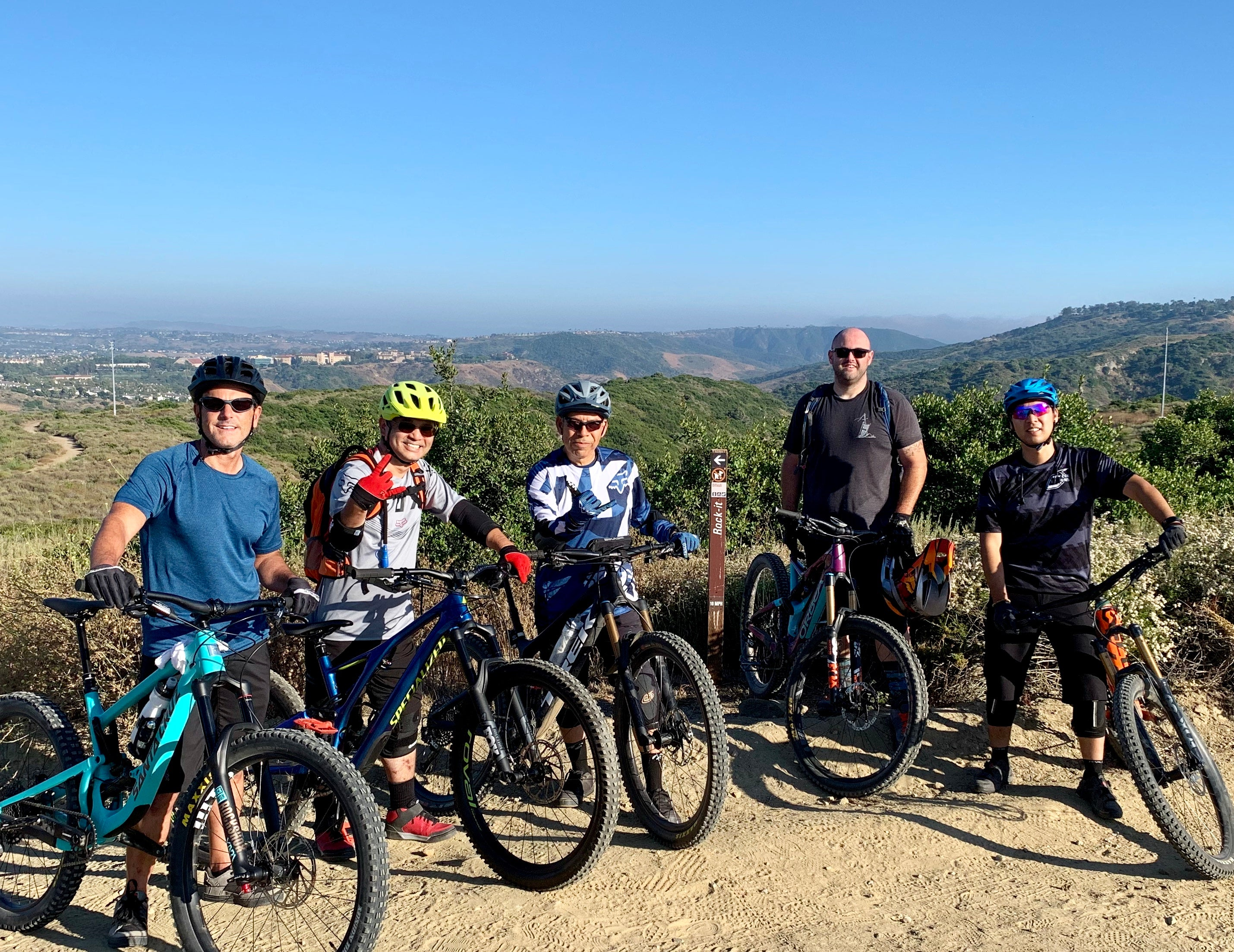 Path Bike Shop group ride