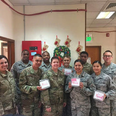 Soldier Cookie Donation - OPERATION: SWEETEST APPRECIATION