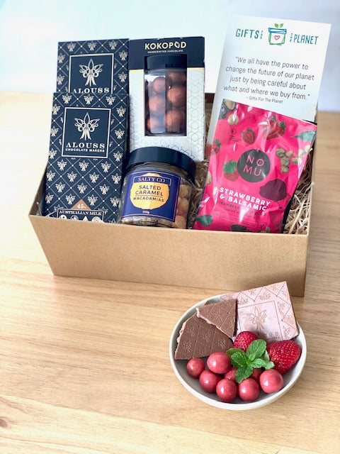 Chocolate Indulgence Sustainable Gift Hamper