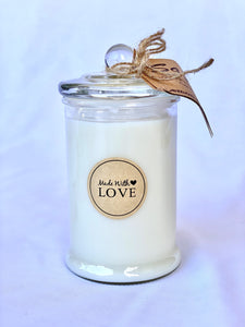 Eco Soy Candle