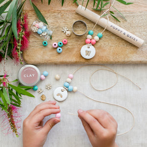 Friendship Necklace Kit