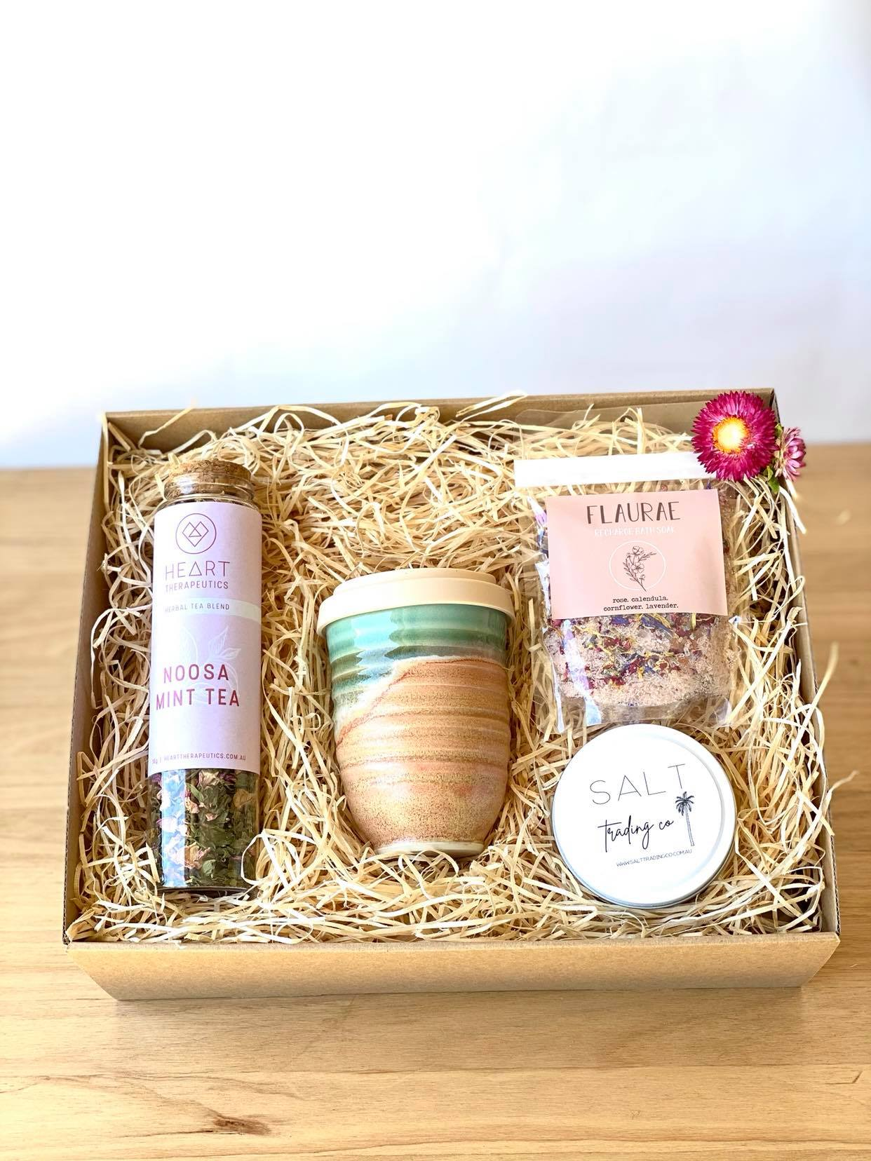 Summer Handmade Box