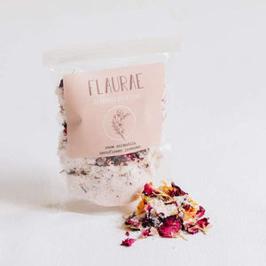 Recharge Floral Bath Soak in Compostable Satchel