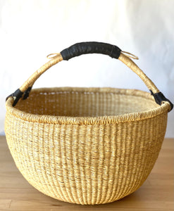 Fair trade Medium/ Large Bolga Basket