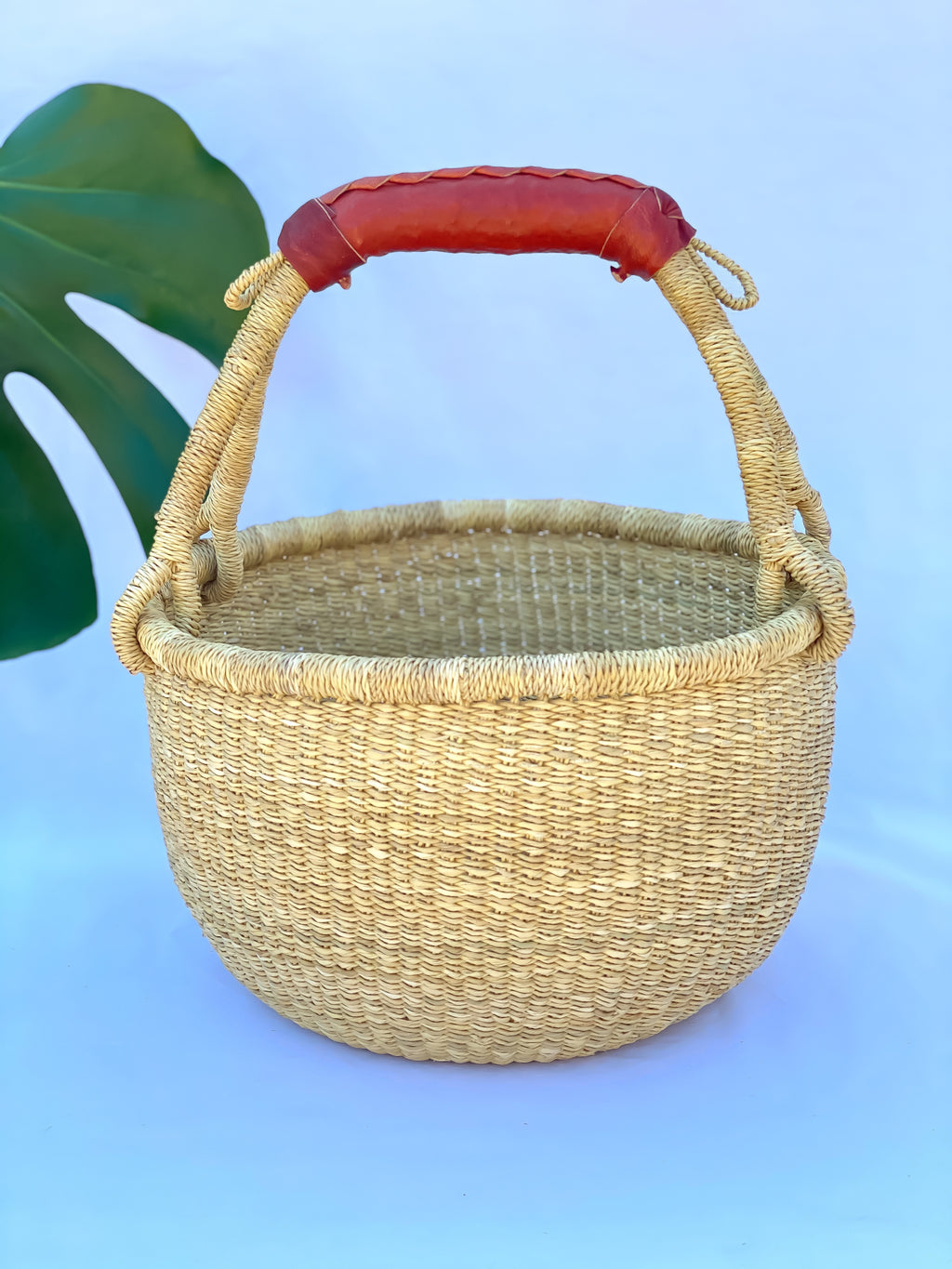 Natural Medium Basket 7