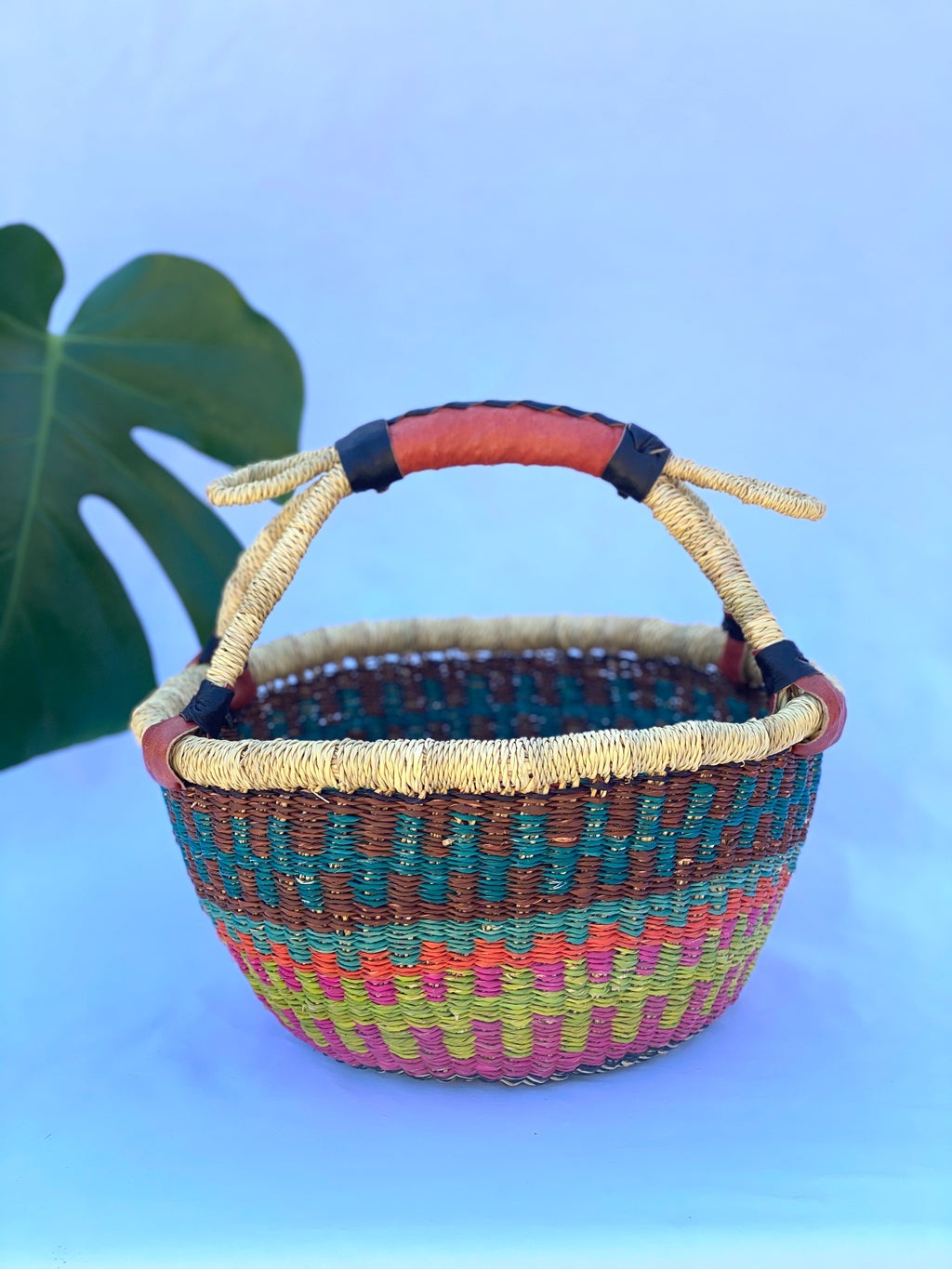Small Medium Basket 8