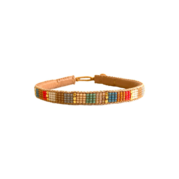 ibu jewels armband multi colour block