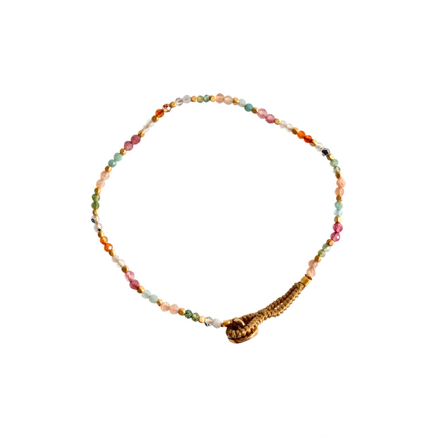 ibu jewels armband lulu stone dot multi