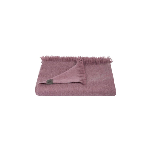 bufandy sjaal brushed solid lilac