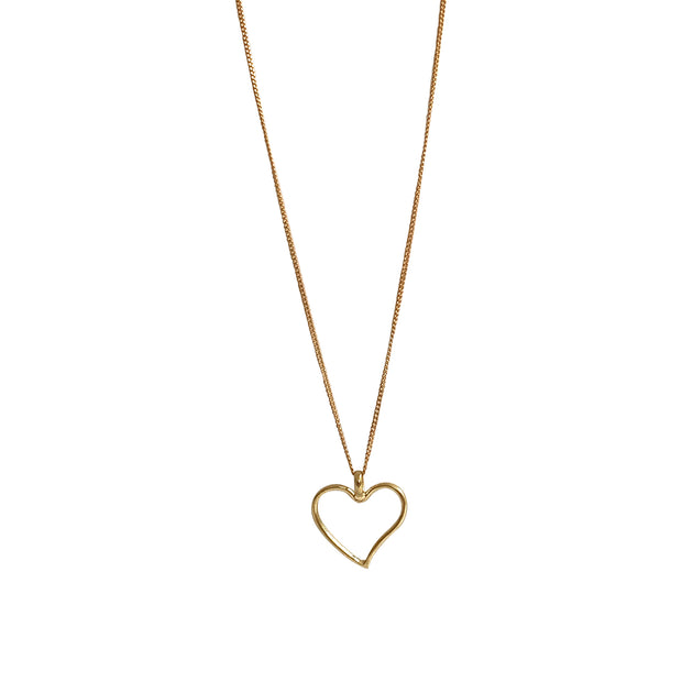 ibu jewels ketting heart