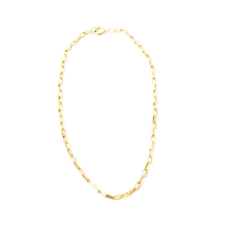 widaro ketting gold chain