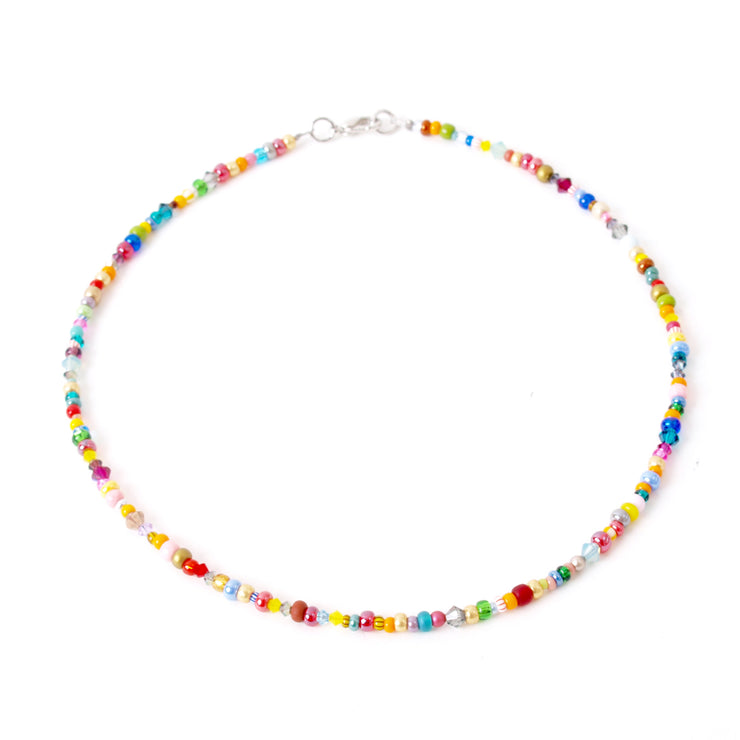 widaro ketting multicolor