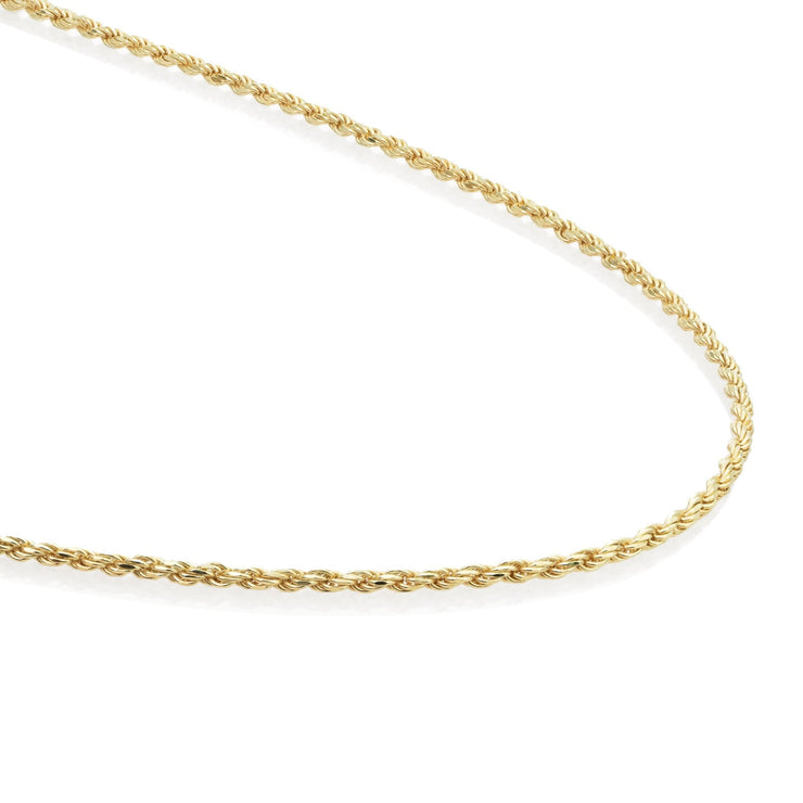 sparkling jewels ketting rope chain gold