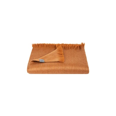 bufandy sjaal brushed solid xs toffee