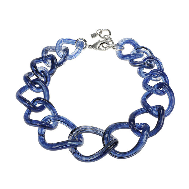 camps & camps ketting blauw