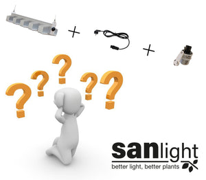 Overview of SANlight Accessories