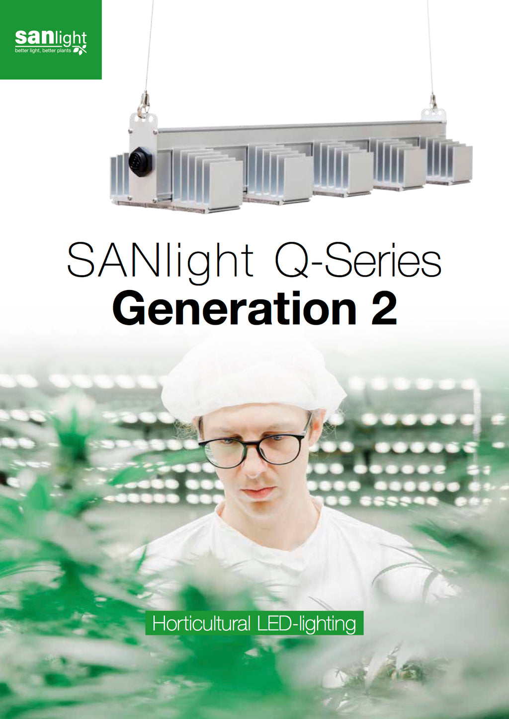 Q4W Gen2 LED Light Fixtures