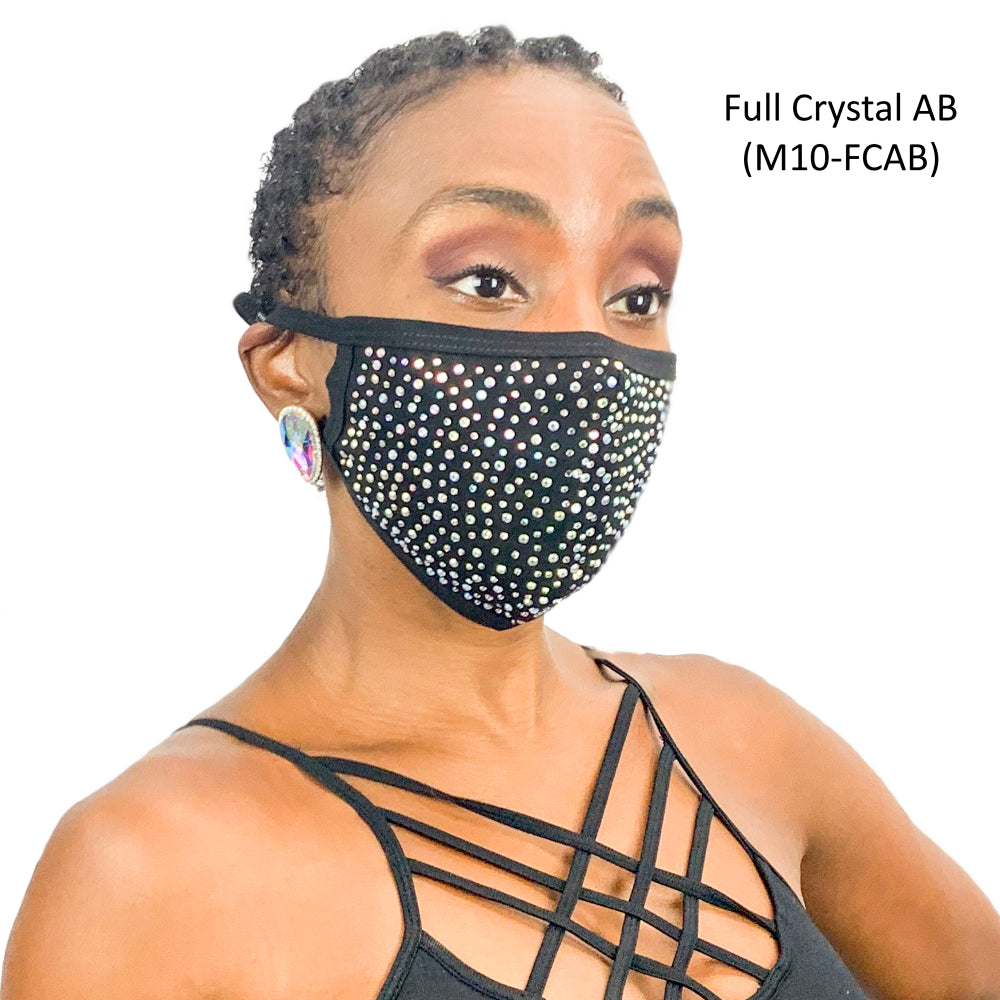 Cotton Bling Face Masks
