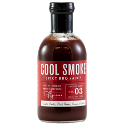 Cool Smoke BBQ Red Sauce 512g