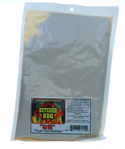 Butcher BBQ 'Grill' Injection/Marinade/Brine/Finishing Dust 453g