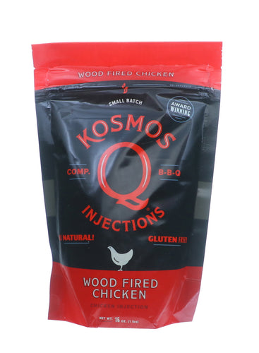 Kosmo's Q Wood Fired Chicken Injection 453g
