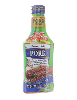 Tony Chachere's Pork 30 Minute Marinade 340g