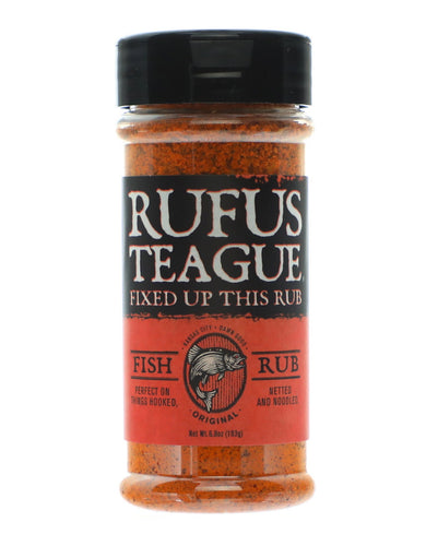 Rufus Teague Fish Rub 193g