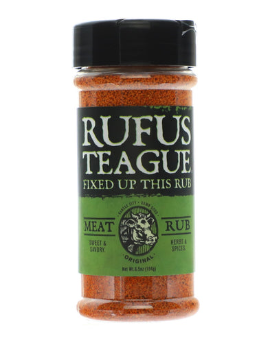 Rufus Teague Meat Rub 184g