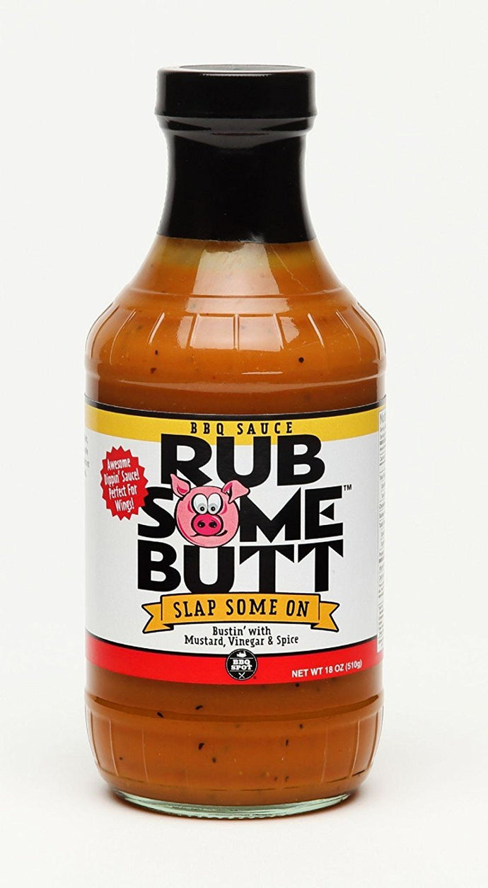 Rub Some Butt Carolina-Style BBQ Sauce 510g