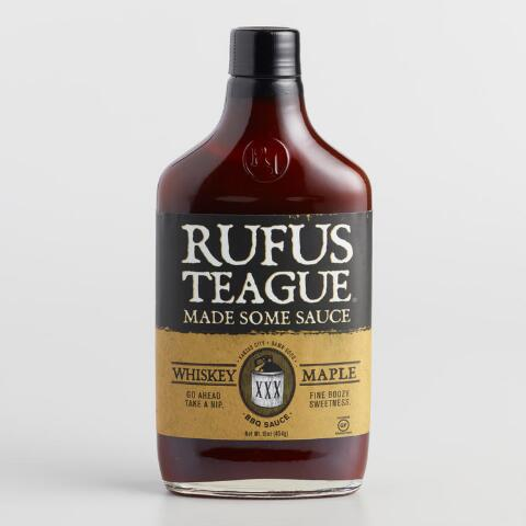 Rufus Teague 'Whiskey Maple' Sauce 453g