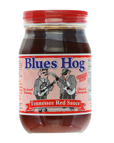 Blues Hog 'Tennessee Red' BBQ Sauce 0.473l