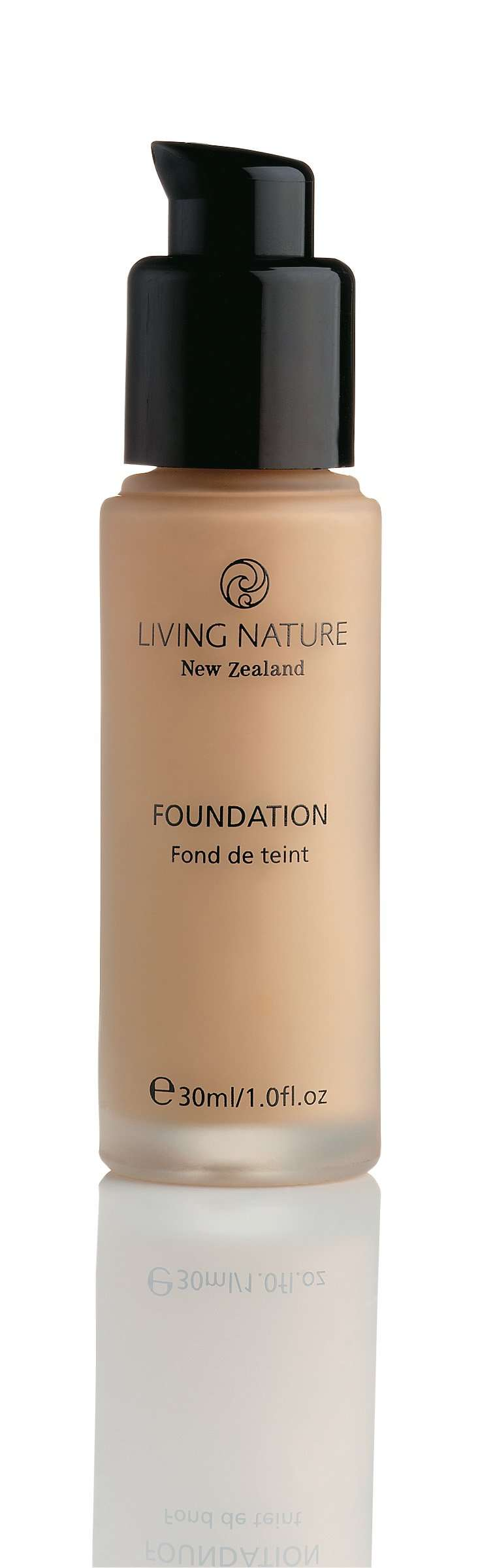 Living Nature FOUNDATION PURE HONEY - 30ml FOUNDATION PURE HONEY - 30ml