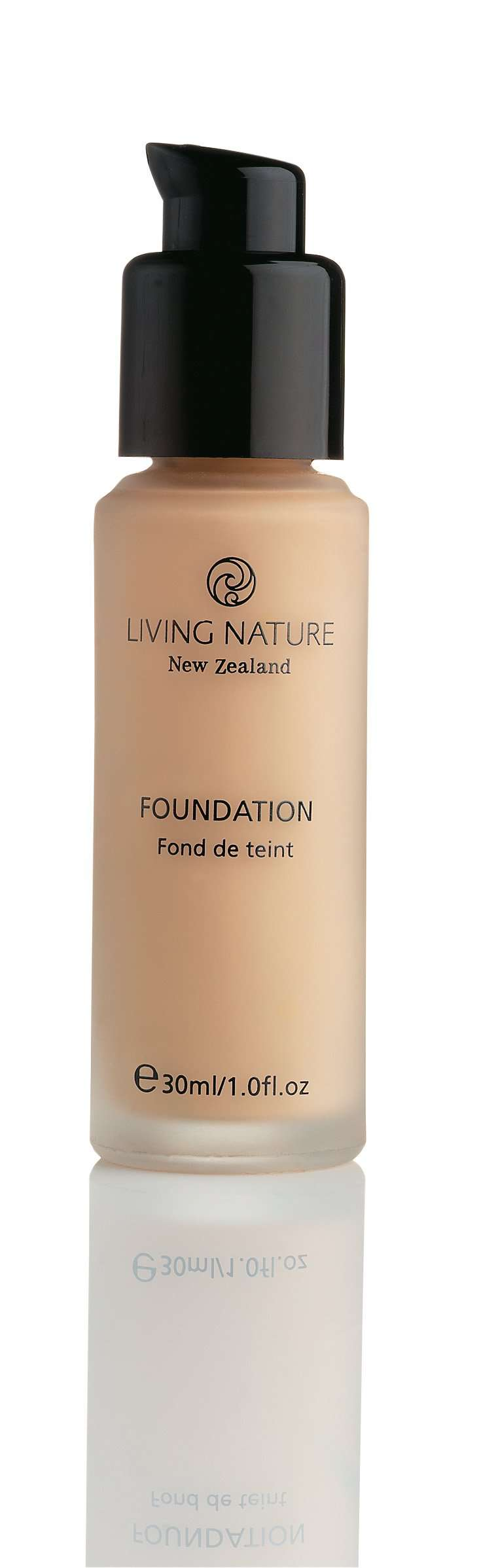 Living Nature FOUNDATION PURE SAND - 30ml FOUNDATION PURE SAND - 30ml