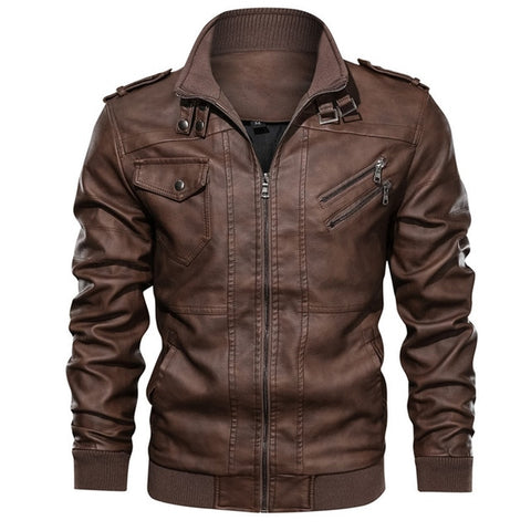 Veste Biker<br> Mountain Skin