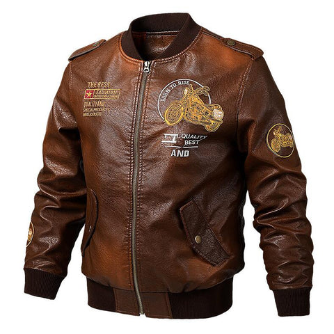 Veste Biker<br> Born to Ride