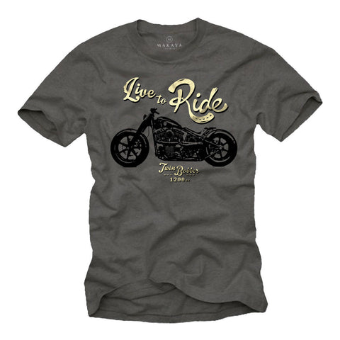 T-Shirt Biker<br> Californie