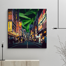 Load image into Gallery viewer, 20x20 WEED CITY